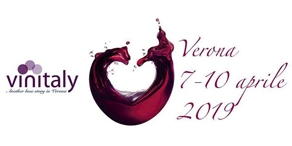 Vinitaly Verona from 19 to 22 April 2020